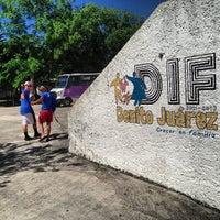 Photo taken at DIF Benito Juarez by Andrew C. on 6/15/2013