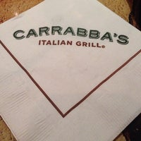 Photo taken at Carrabba's Italian Grill by Dawn G. on 11/4/2013