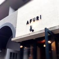 Photo taken at AFURI by solo_el_fin on 9/29/2012
