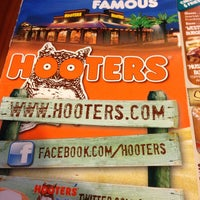 Photo taken at Hooters by Jeremiah G. on 1/23/2014