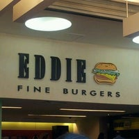 Photo taken at Eddie Fine Burgers by Toddy G. on 10/5/2012