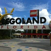 Photo taken at LEGOLAND® Florida by Alicia R. on 7/17/2013