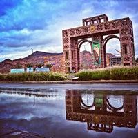 Photo taken at Taibah University by Farhan M. on 3/26/2013