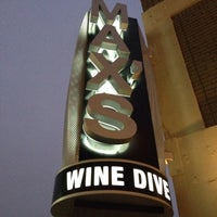 Photo taken at MAX's Wine Dive Austin by @JustinDoesBlog on 10/17/2013