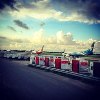 Photo taken at Runway-Chennai Airport by Simran W. on 11/7/2015