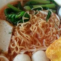 Photo taken at Sia Fish Noodle by Nek J. on 8/17/2016