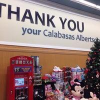 Photo taken at Albertsons by Calabasas G. on 11/23/2015