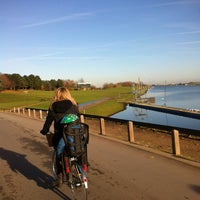 Photo taken at Holme Pierrepont by Andy P. on 11/18/2012