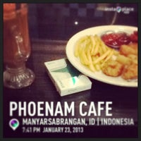 Photo taken at Phoenam Cafe by Nva B. on 1/23/2013