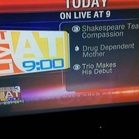 Photo taken at News Channel 3- WREG TV by Cyd T. on 1/23/2015