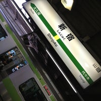 Photo taken at Shinjuku Station by Makino S. on 6/30/2013