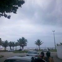 Photo taken at Praia do Sesc Bertioga by Diego S. on 3/9/2013