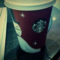 Photo taken at Starbucks by Kalbinur A. on 1/8/2013