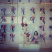 Photo taken at American Apparel by Todd L. on 7/1/2013
