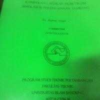 Photo taken at Universitas Islam Bandung (UNISBA) by Jiman S. on 1/4/2016