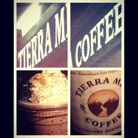 Photo taken at Tierra Mia Coffee by Ferny D. on 5/31/2013