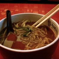 Photo taken at Ramen 38 (Sanpachi) by YANI on 11/27/2012