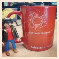 Photo taken at Telepizza HQ by Super en Serio on 6/28/2013