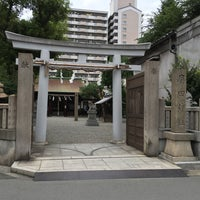 Photo taken at 廣田神社 by missilegirl on 9/24/2016