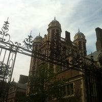 Photo taken at University of Pennsylvania by James C. on 8/21/2012