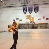 Photo taken at Sam Houston State University by Brandon C. on 6/16/2012