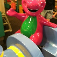 Photo taken at Chuck E. Cheese's by Tracy H. on 7/21/2013