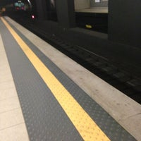 Photo taken at Metro Porta Romana (M3) by Fabrizio C. on 4/2/2013