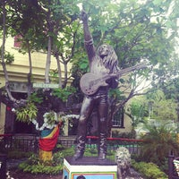 Photo taken at Bob Marley Museum by Andrey D. on 5/10/2013