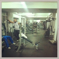 Photo taken at Giscombe's Gym by Andrey D. on 2/7/2013