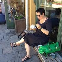Photo taken at Kaffebrenneriet by Dennis J. on 8/1/2013