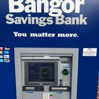 Photo taken at Bangor Savings Bank by Christian S. on 11/26/2016