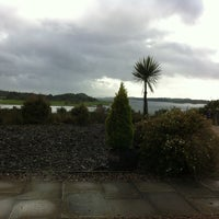 Photo taken at Castle Stalker View Cafe by Sharon M. on 9/16/2013