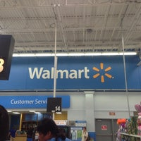 Photo taken at Walmart Supercenter by M@C on 5/12/2013