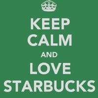 Photo taken at Starbucks by Missy M. on 10/22/2012