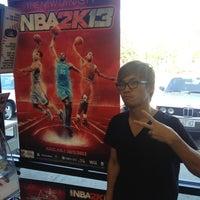 Photo taken at Gamestop by Edikan E. on 10/2/2012