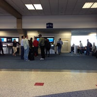 Photo taken at Gate B12 by Tracey . on 11/15/2013
