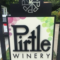 Photo taken at Pirtle Winery by Laura G. on 7/4/2016