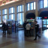 Photo taken at Waterfront Station by John R. on 2/16/2013