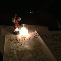 Photo taken at The Vault at Pfaff's by Eric S. on 5/18/2013