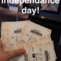 Photo taken at Vue Cinema by YinyinYy . on 6/25/2016