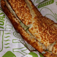 Photo taken at Quiznos by Euridice C. on 11/30/2014