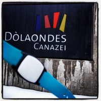 Photo taken at Dòlaondes by francesco e. on 1/21/2013
