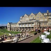 Photo taken at The Ritz-Carlton Half Moon Bay by Yonas H. on 6/9/2013