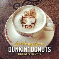 Photo taken at Dunkin' Donuts by DEDI S. on 5/9/2013