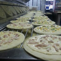 Photo taken at Domino's Pizza by shafIq A. on 8/29/2013