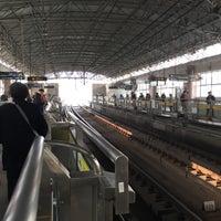 Photo taken at Zhenping Rd. Metro Stn. by Simplicious C. on 12/31/2015