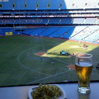 Photo taken at Rogers Centre by Nick F. on 6/18/2013