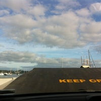 Photo taken at Opua Ferry by Anelise N. on 1/1/2013
