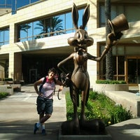 Photo taken at Warner Bros. Studios by Beatrice B. on 10/3/2012