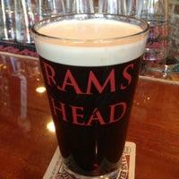 Photo taken at Rams Head Tavern by David L. on 5/3/2013